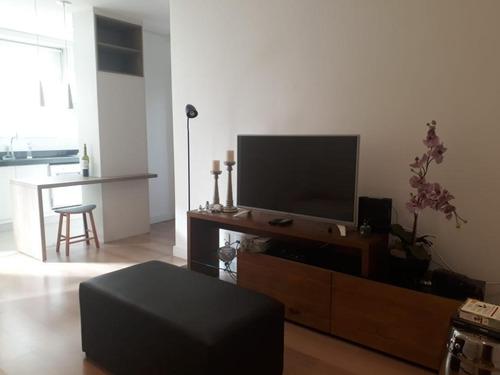 Imagem 1 de 30 de Apartamento À Venda, 51 M² Por R$ 550.000,00 - Cambuí - Campinas/sp - Ap0313