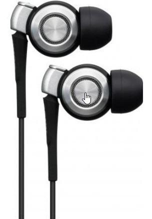 Fone Headphone De Alta Qualidade Acústica Sony Mdr Ex500