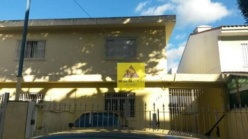 Imagem 1 de 16 de Sobrado Com 2 Dormitórios À Venda, 110 M² Por R$ 450.000,00 - Vila Pereira Barreto - São Paulo/sp - So2074