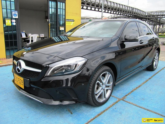 Mercedes Benz Clase A 200 At Aa