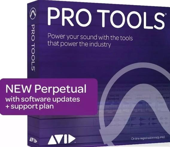 Avid Pro Tools 2019 10/11/12, Original Vitalicio Ilok Cloud!