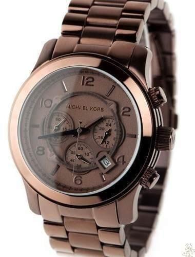 Relógio Michael Kors Mk8204 100% Original 2 Anos De Garantia