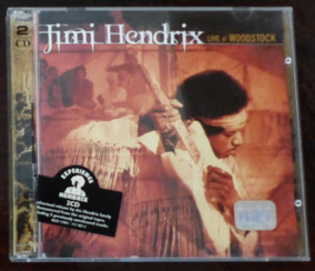 Jimi Hendrix - Live At Woodstock - 2 Cds