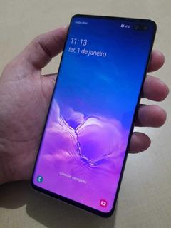 Samsung Galaxy S10+ S10 Plus 128gb 4g Original Desbloqueado