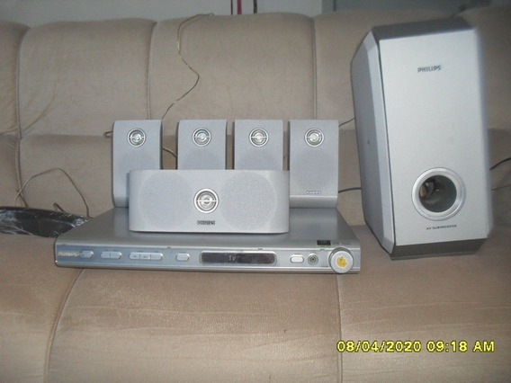 Home Theater Lx600 Philips(não Sony, Samsung, LG, Panasonic)
