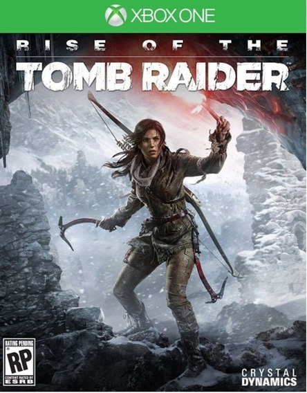 Rise Of The Tomb Raider - Xbox One - Mídia Digital Original