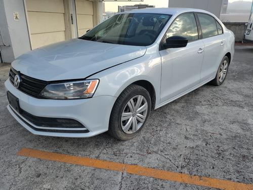 Imagen 1 de 14 de Volkswagen Jetta 2018 2.0 Tiptronic At