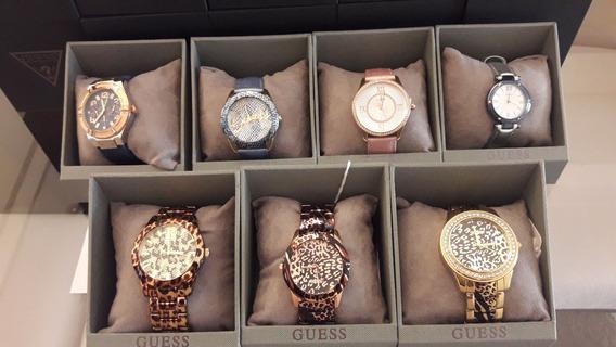 Lote De Relógios Da Guess Original = Lançamento