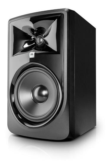 Monitor De Estúdio Ativo Jbl 308p Mkii 112 Watts + Garantia