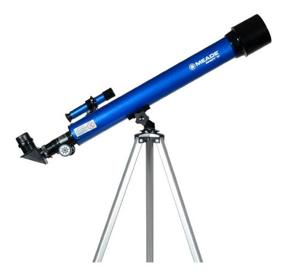 Telescópio Refrator Infinity 50mm Altazimuth Meade Original