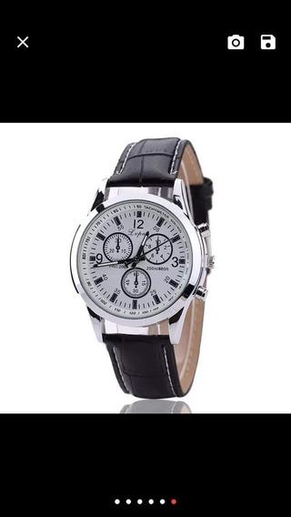 Genboli 1 Pc Minimalista Dos Homens Relógios Pulseira Para A
