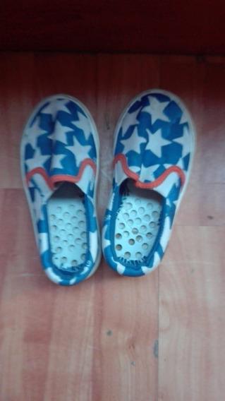 Zapatillas Grisino Estrellas