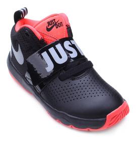 Tênis Juvenil Nike Team Hustler 8 Aq9977-001