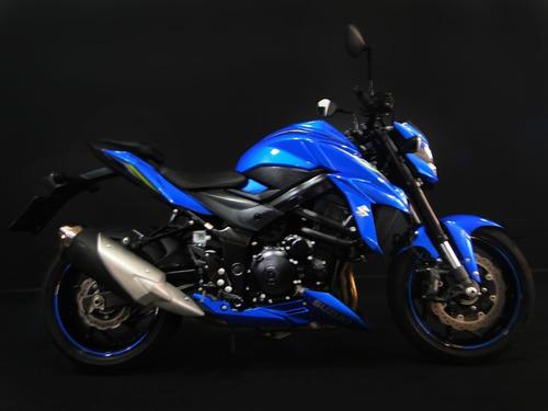 Imagem 1 de 9 de Suzuki Gsx-s 750 2021
