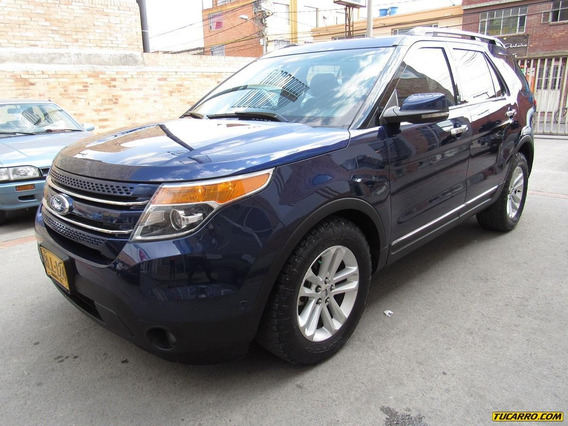 Ford Explorer Limited 3500cc