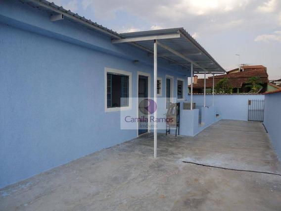 Casa Residencial À Venda, Caxangá, Suzano. - Ca0174