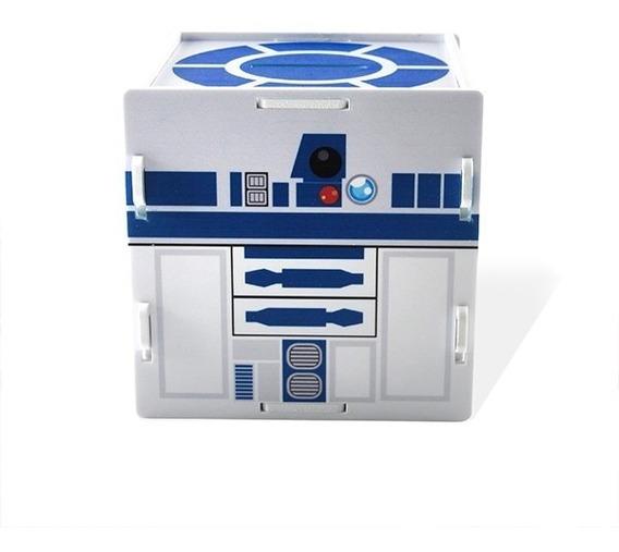 Cofre Star Wars R2d2 Artgeek