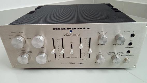 Amplificador Marantz 1200b - Revisado - Pioneer - Akai -