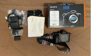 Cámara Profesional Sony A7rii