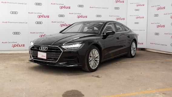 Audi A7 Elite Negro 2019