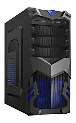 Pc Cpu Gamer Ryzen 3 2200g 8gb Ddr4 A320 Hd 500gb 500w Reais