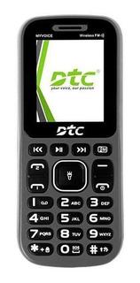 Celular Dtc Myvoice Pro M5 Dual Sim Tela 1.8 Bluetooth Idoso