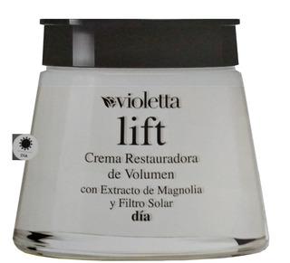 Crema Violetta Lift Restauradora De Volumen De Día