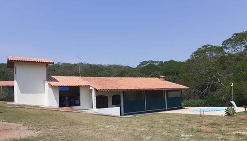 Imagem 1 de 14 de Chácara / Fino Acabamento / Cond. De Chácaras