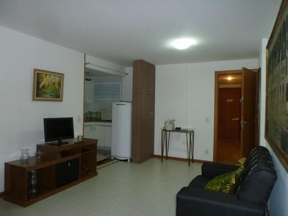 Flat Em Centro, Rio De Janeiro/rj De 45m² 1 Quartos À Venda Por R$ 350.000,00 - Fl540679