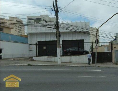 Imagem 1 de 12 de Galpão Para Alugar, 750 M² Por R$ 20.000,00/mês - Jabaquara - São Paulo/sp - Ga0097