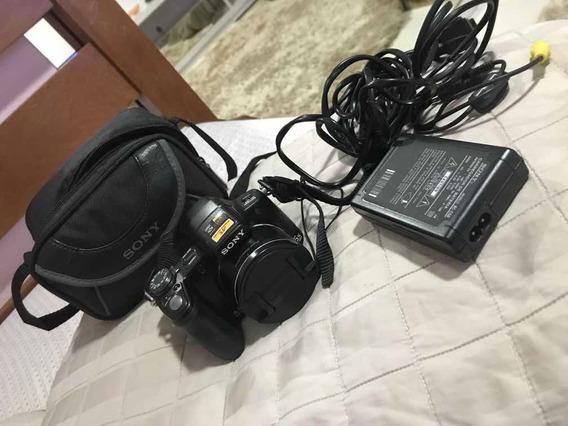 Máquina Fotográfica Sony Modelo Dsc-h50