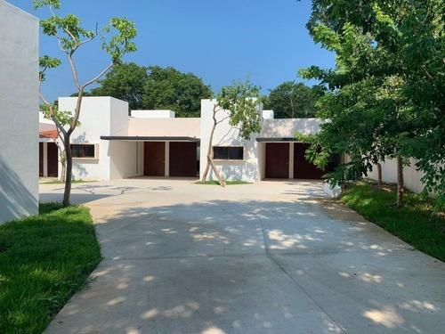 Casa En Venta Privada Rue Ii, Santa Rita Cholul