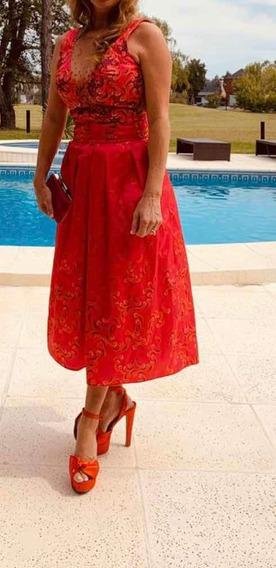 Vestido De Fiesta Laurencio Adot