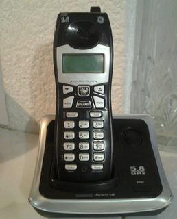 Teléfono Inalámbrico G.e. 5.8 Ghz Con Detalles