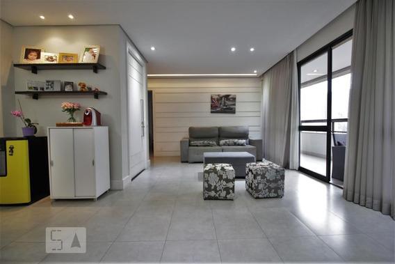 Apartamento No 4º Andar Com 4 Dormitórios E 3 Garagens - Id: 892989858 - 289858