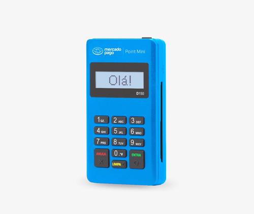 Máquina Point Mini Do Mercado Pago D150 10pç Atacado C/nota