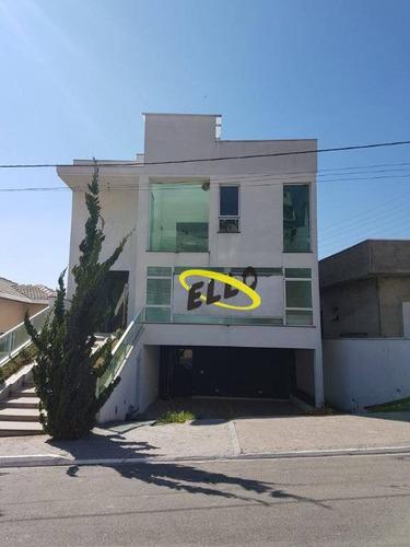 Casa Residencial À Venda, Chácara Roselândia, Cotia. - Ca3907