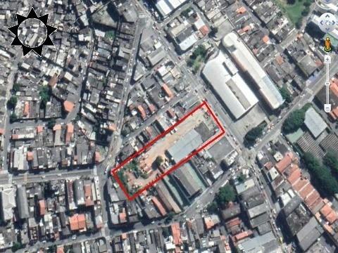 Área Para Venda Jardim Santo Antônio, Osasco - Ar00083