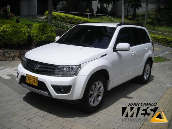 Suzuki Grand Vitara 2.4 Automatico 2018 Blindado