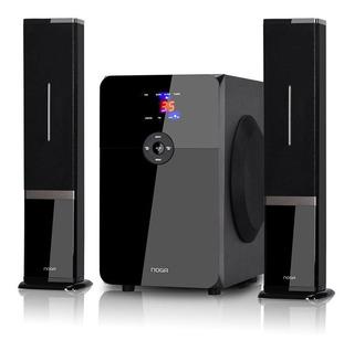 Sistema De Parlantes Inalambricos Bluetooth 2.1 Potentes