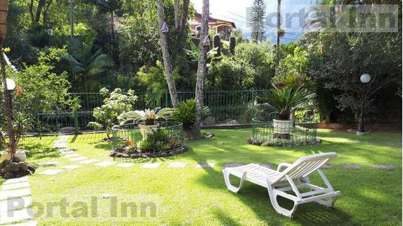 Casa Para Venda Em Teresópolis, Carlos Guinle, 4 Dormitórios, 2 Suítes, 3 Banheiros, 3 Vagas - 4018_2-896284