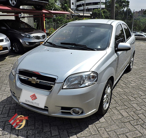 Chevrolet Aveo Emotion Mt 1.6 2012
