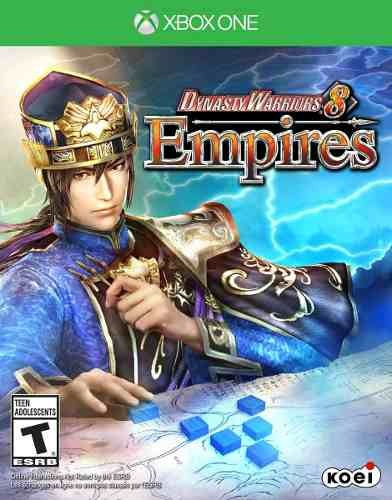 Jogo Novo Dynasty Warriors 8 Empires Para Xbox One