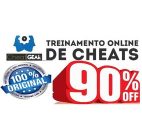 Treinamento Online De Cheats 100% Original 2019 +brindes !!