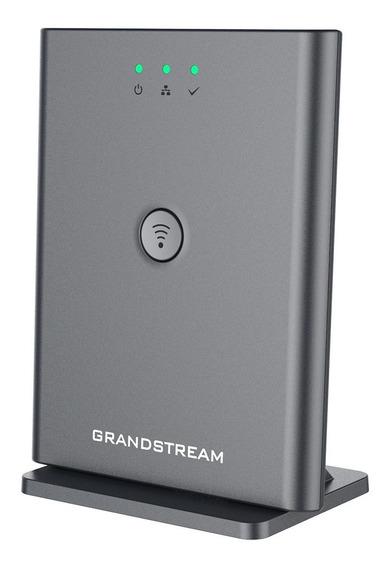 Base Ip Grandstream Sem Fio 10 Linhas 10 Sip Audio Dp752 Original Lacrado C/ Garantia