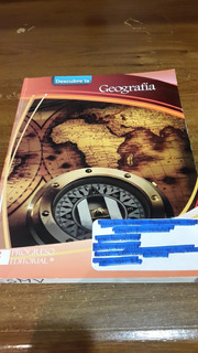 Libro Descubre La Geografía Contestado Para Prepa Unam