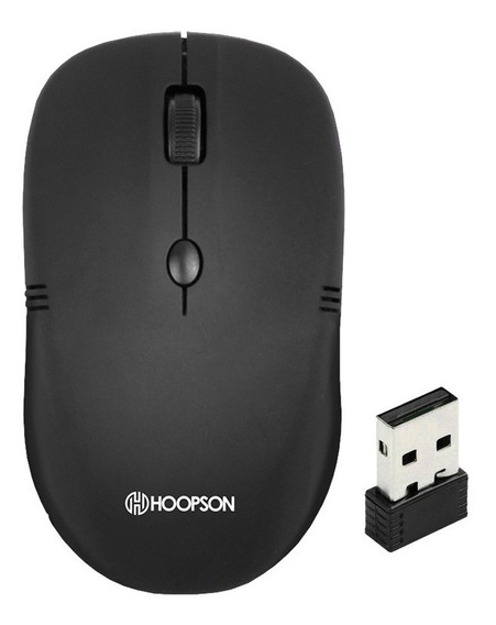 Mouse Óptico Sem Fio Hoopson - Ms-037w