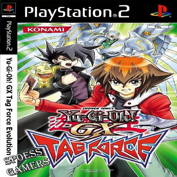 Yu-gi-oh! Gx - Tag Force Evolution Ps2 Patch Ans