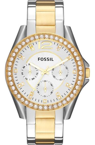 Relógio Feminino Fossil Original Com Garantia E Nota Fiscal