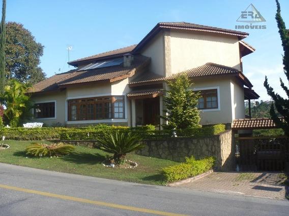 Sobrado Residencial À Venda, Parque Residencial Itapeti, Mogi Das Cruzes. - So0283